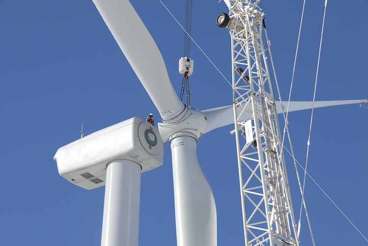 Crow Lake Wind Project