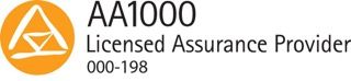 Licensed AA1000 AccountAbility Assurance Provider