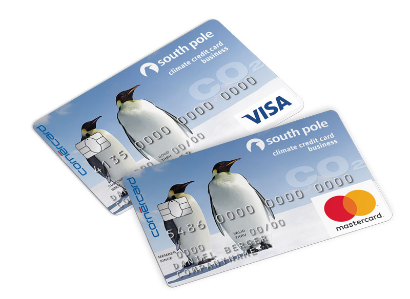 Climate Credit Card South Pole