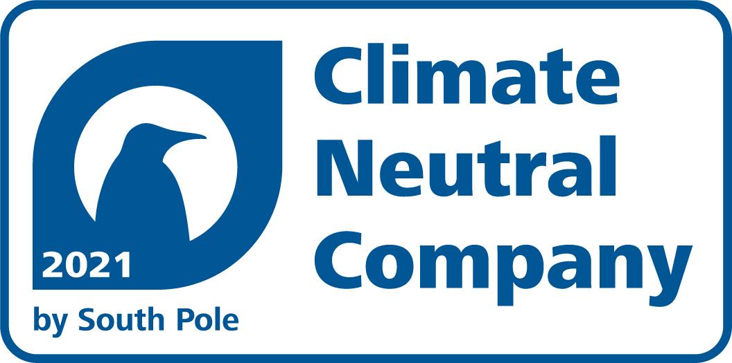 South Pole Climate Neutral Company Label
