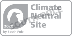 Climate Neutral Site Label