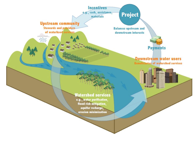 Investment in Watershed Services the Future of Conservation
