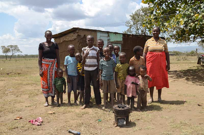 Emission reduction projects  cookstoves Project Kenya