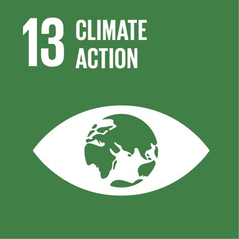 UN Sustainable Development Goals (SDGs) 13