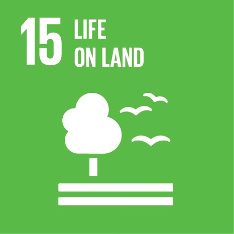 UN Sustainable Development Goals (SDGs) 15
