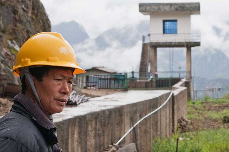 image: Huóshui Clean Hydropower for Remote Mountain Communities