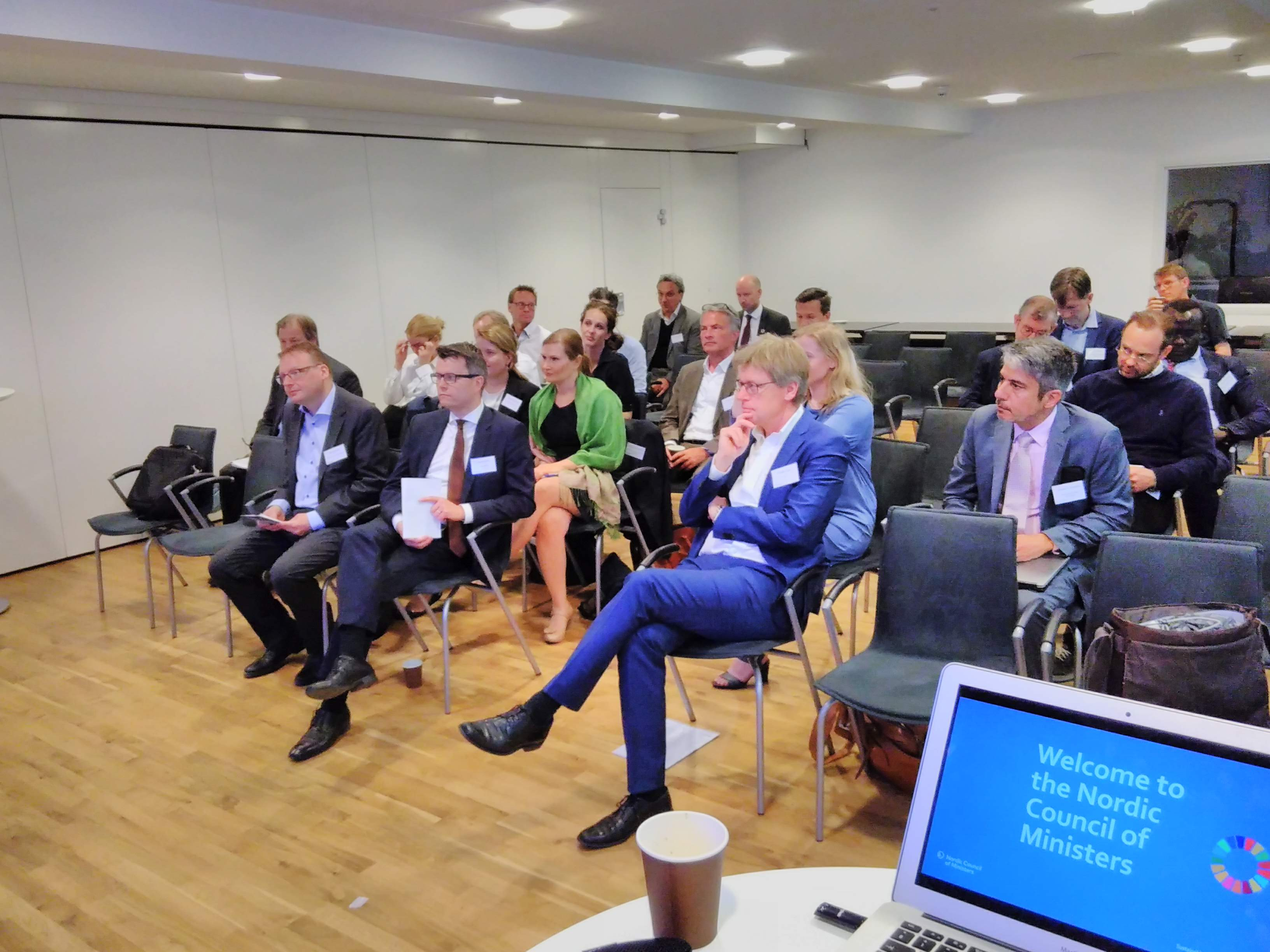South Pole moderates workshop on Nordic climate finance during Nordic Clean Energy week
