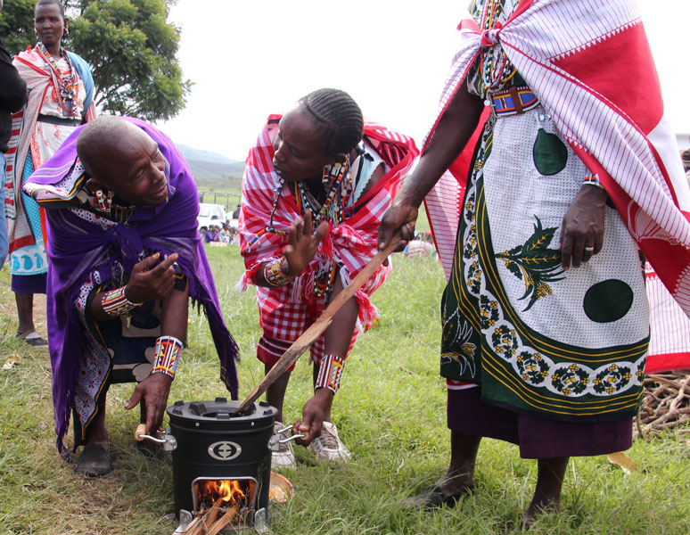 Cookstove Project Maasai Community