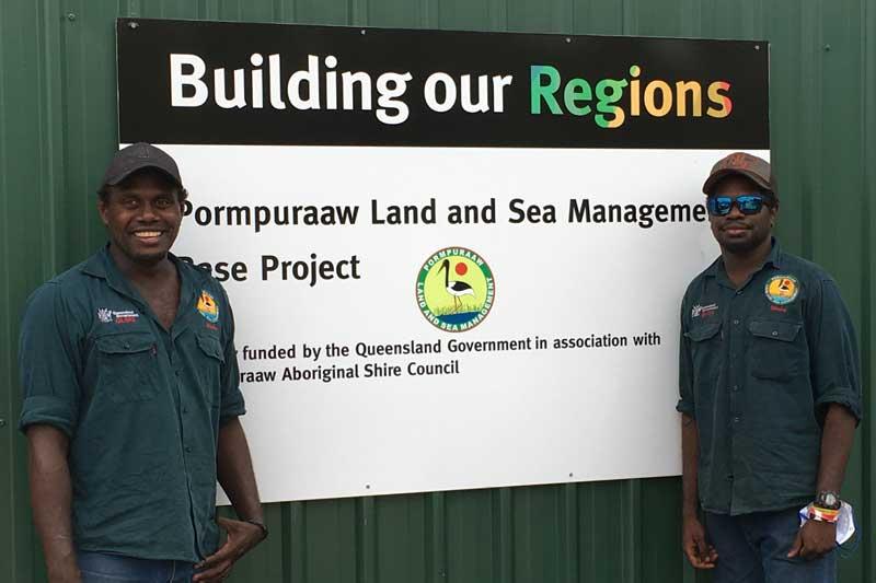 Pormpuraaw Rangers