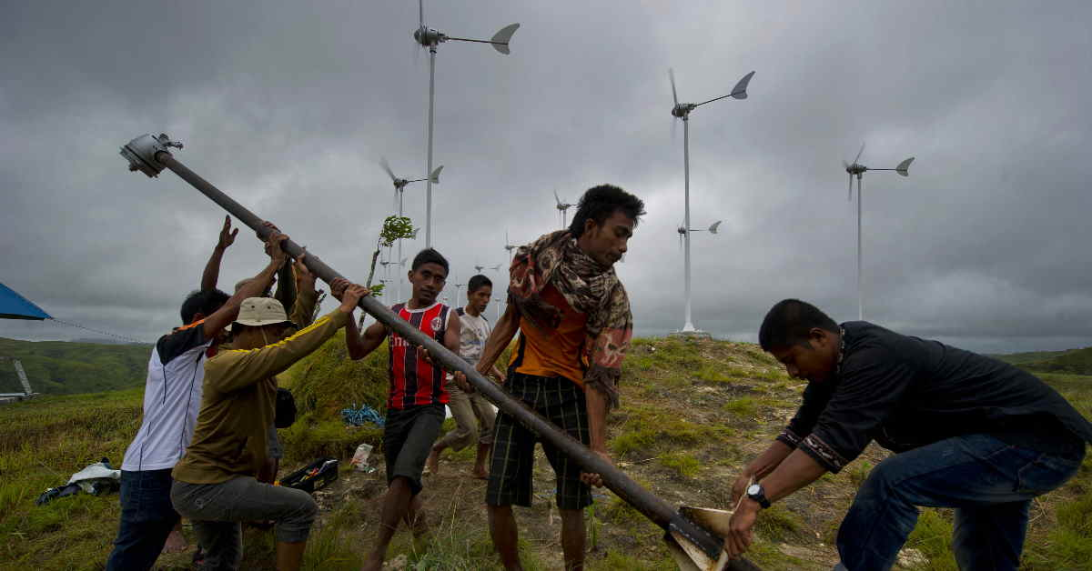 Renewable Energy Indonesia