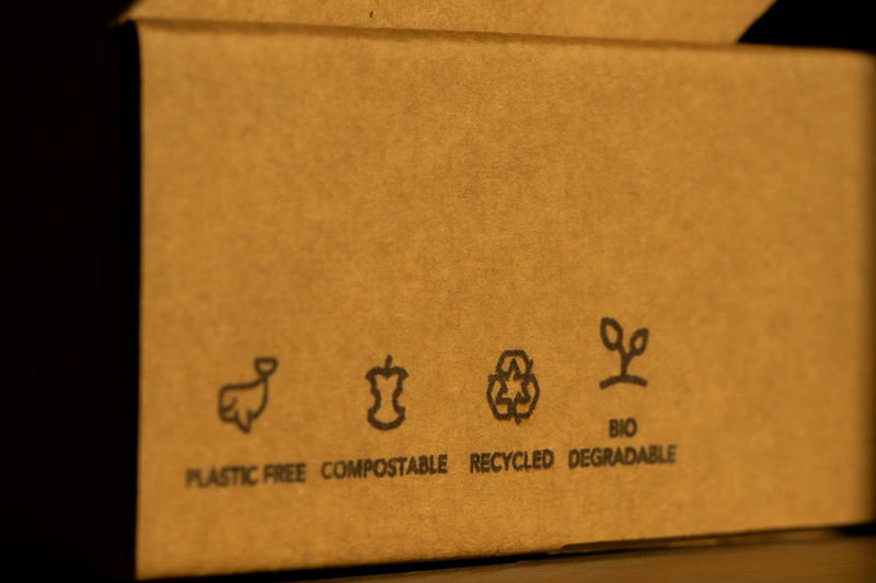 Companies should focus on sustainable packaging and shipping