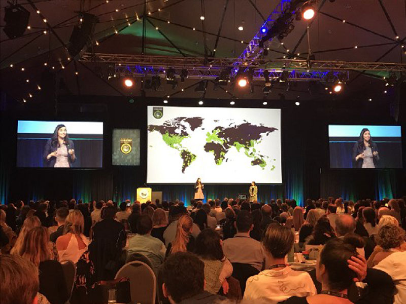 20,000 Climate Reality leaders spread around the world