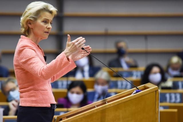 European Commission President Ursula von der Leyen announced in September that 37% of the € 750 billion recovery package 'Next Generation EU' will be spent directly on the Green Deal objectives.