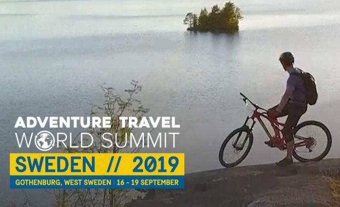 Adventure Travel World Summit Sweden 2019