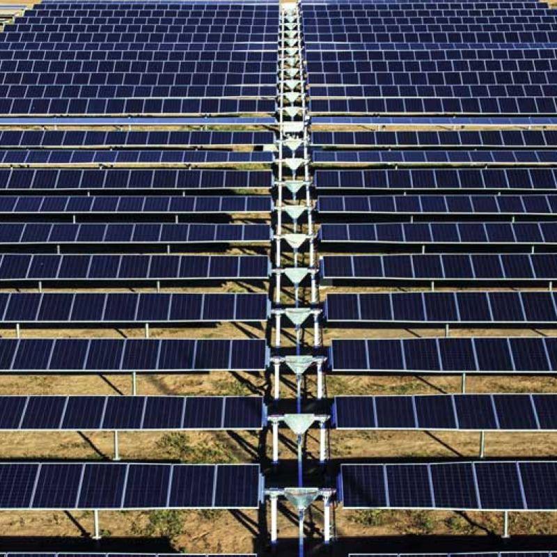 Aura Solar I Project