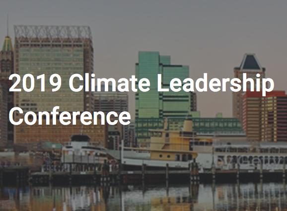 C2ES Climate Leadership Conference 2019