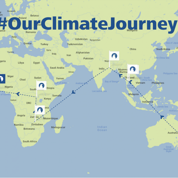 Travel with us to Climate Week NYC and experience how climate action is more than just carbon!