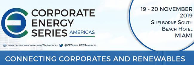 Corporate Energy Series 2019 Americas