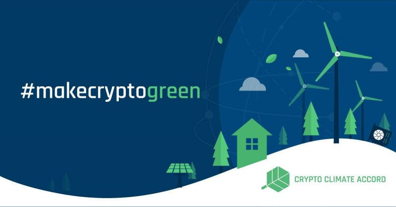 Crypto Climate Accord Launches to Decarbonize Cryptocurrency Industry