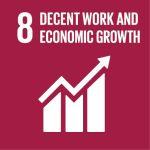 SDG 8 logo link