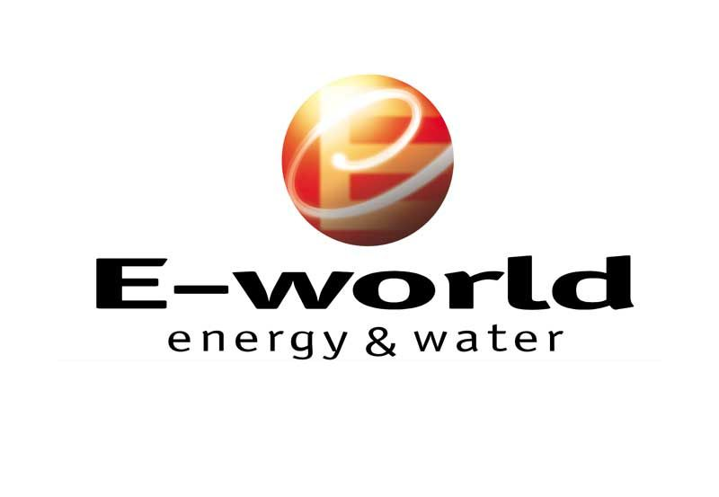 E World Logo