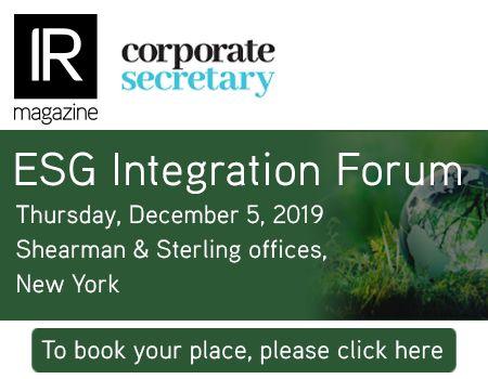 ESG Integration Forum