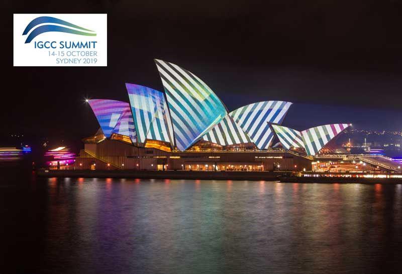 IGCC Summit Sydney 2019