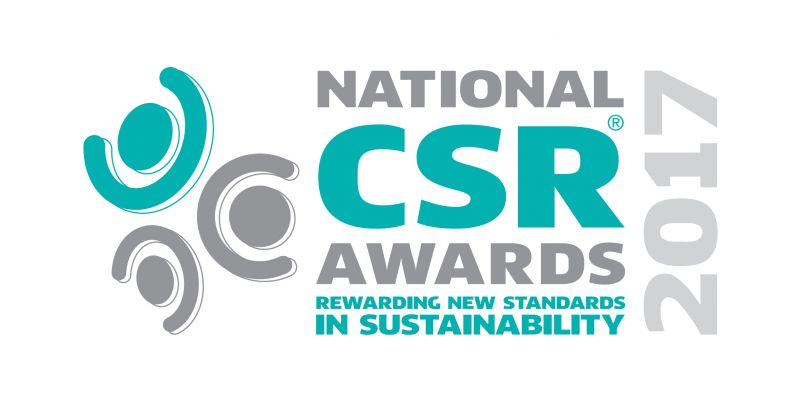 Belu receives Sustainable Small Business award at National CSR 2017