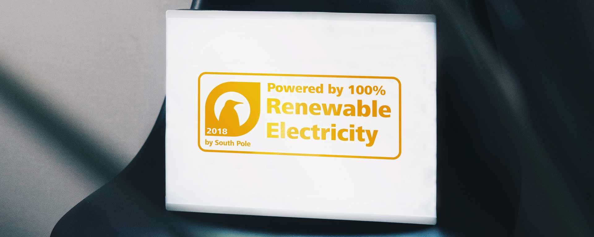 Renewable Electricity Label