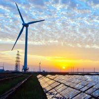 renewable energy on the grid