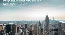 Responsible Business Summit - United States 2019