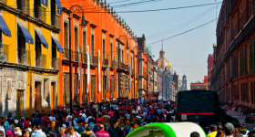 Mexico City issues first municipal green bond in Latin America