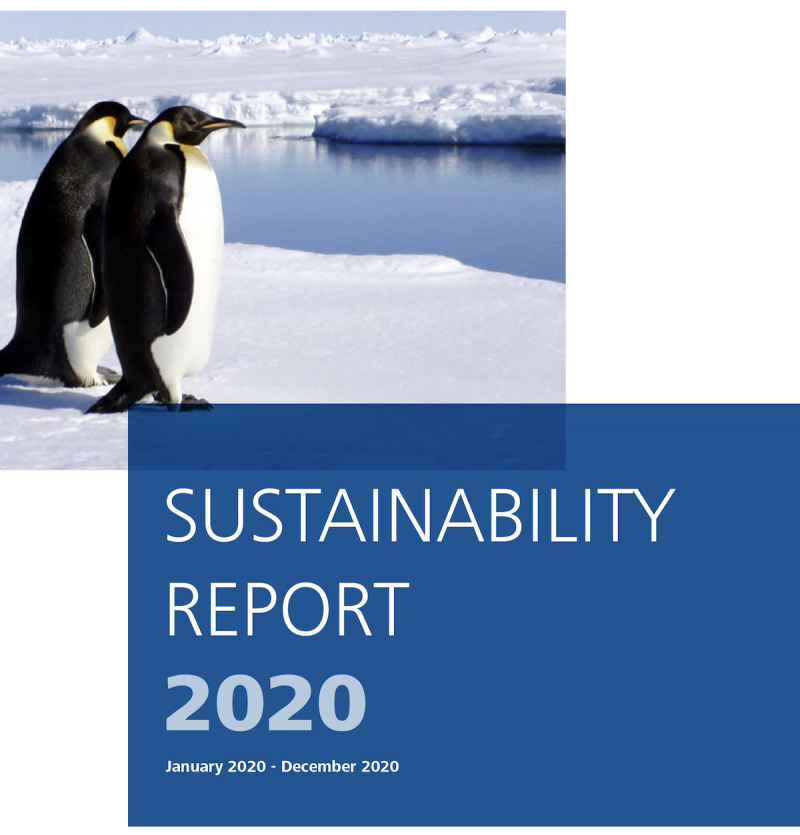 South Pole Sustainability Report 2020