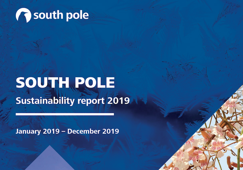 South Pole Sustainability Report 2019