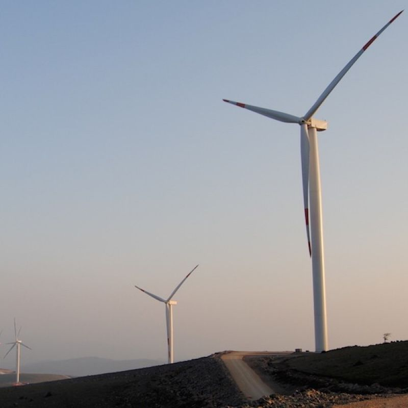 Balikesir Turkey wind project
