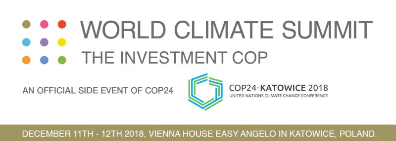 World Climate Summit 2018
