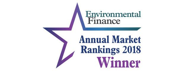 South Pole renewable solutions win big in 2018 Environmental Finance Annual Market Rankings