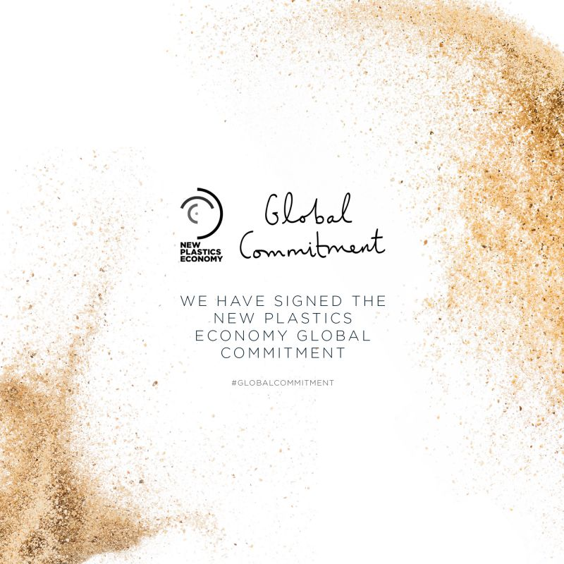New Plastics Economy Global Commitment Spring 2019 Report launched