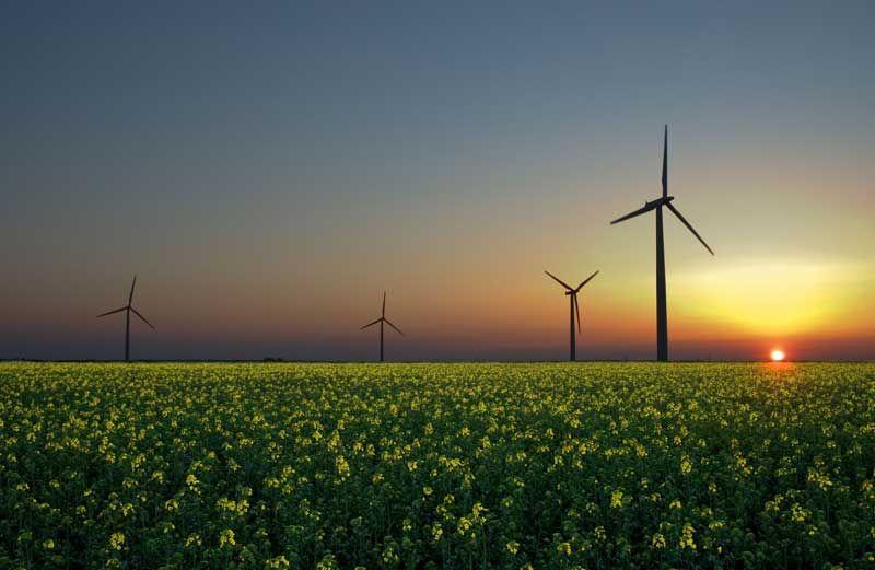 Wind turbine alternative energies